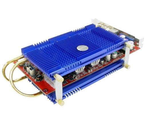 Zalman ZM80D-HP pour carte graphique (Heat Pipe) (obso) - Achat / Vente Ventilateur CPU sur Cybertek.fr - 0