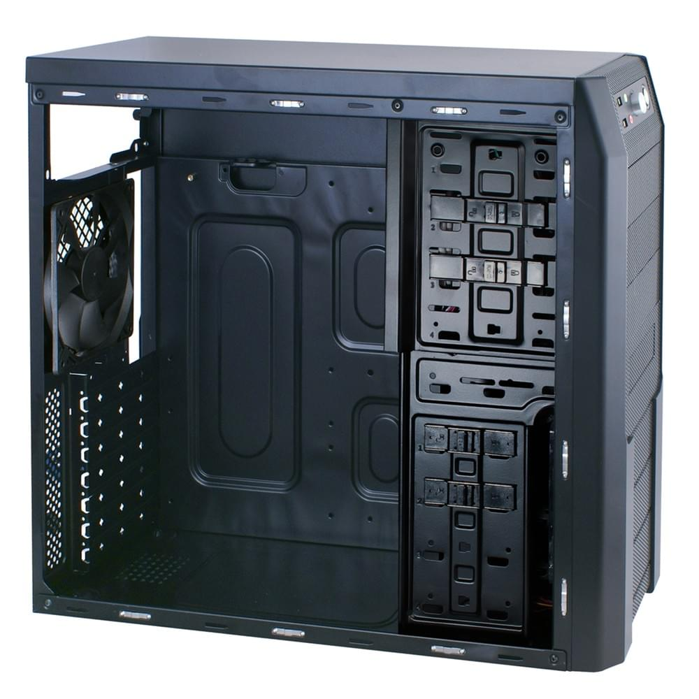 Advance MT/sans alim/ATX Noir - Boîtier PC Advance - Cybertek.fr - 0