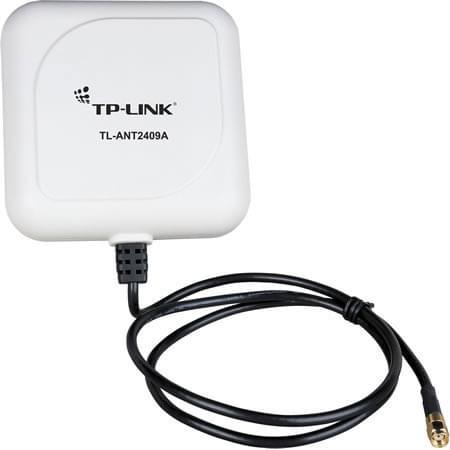 TP-Link Antenne directionnelle  9dBi- TL-ANT2409A (TL-ANT2409A (soldé)) - Achat / Vente Réseau Divers sur Cybertek.fr - 0