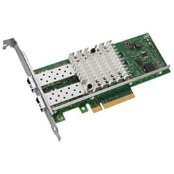 Cybertek Carte réseau Intel PCI-E Ethernet Converged Network Adapter X520-DA2