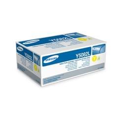 Samsung Toner CLT-Y5082L Jaune (CLT-Y5082L) - Achat / Vente Consommable Imprimante sur Cybertek.fr - 0