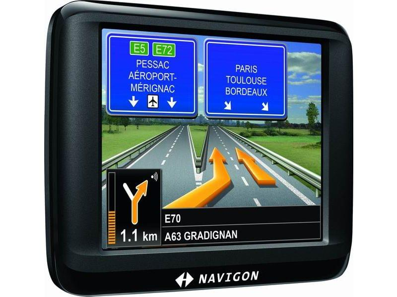 Navigon 20 Easy ViaMichelin Europe 23 (obso) - Achat / Vente Objet connecté / Domotique sur Cybertek.fr - 0