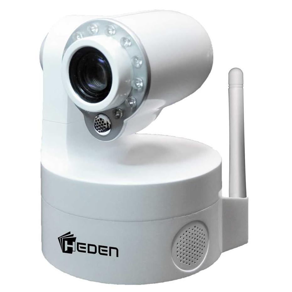 Heden VisionCam WiFi Motorisée 5.6WB (CAMHEDP5IPWB) - Achat / Vente Caméra / Webcam sur Cybertek.fr - 0