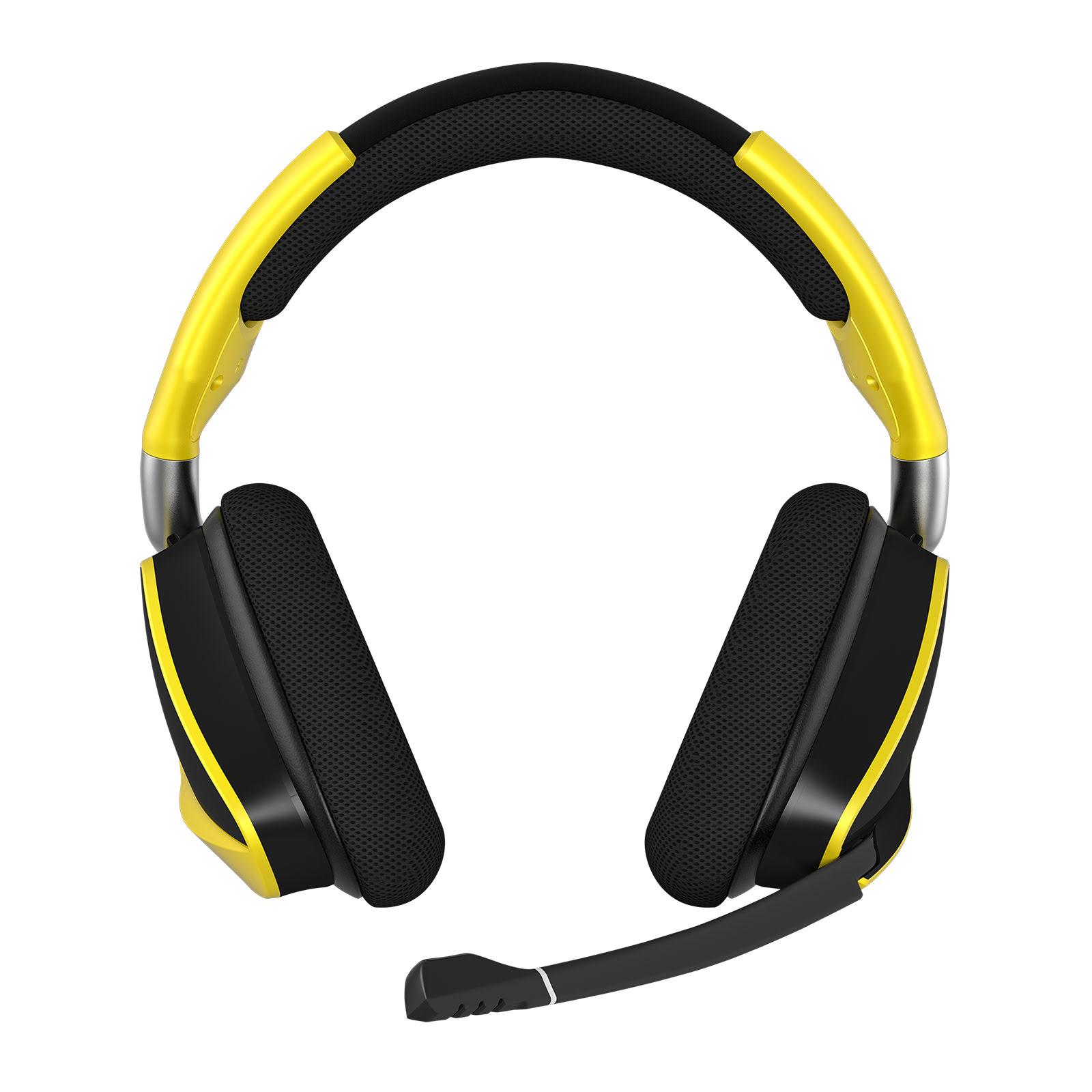 Corsair Gaming VOID PRO RGB 7.1 Wireless SE CA-9011150-EU 7.1 Surround - Micro-casque - 2