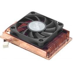 No Name Ventilateur cuivré pour Xeon SK771 pour chassis 1U - Ventilateur CPU - 0