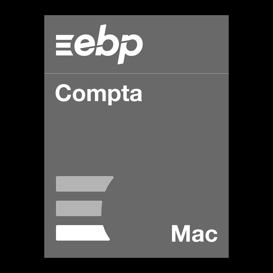 EBP Compta MAC - Logiciel application - Cybertek.fr - 0