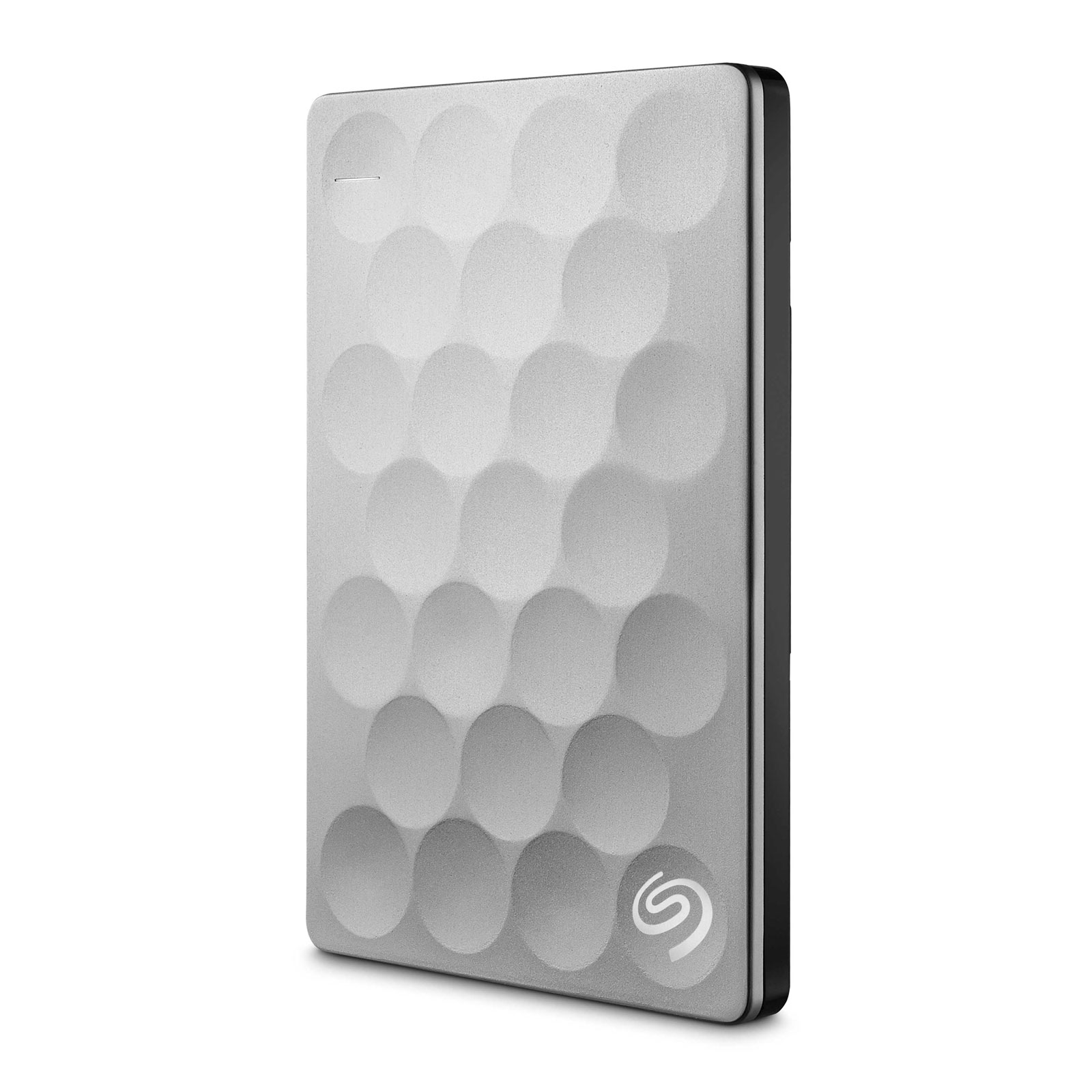 Seagate 2To Backup Plus Ultra Slim platine - Disque dur externe - 4
