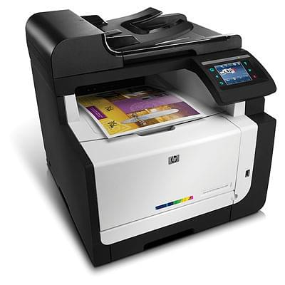 HP LaserJet Pro CM1415FN (CE861A#B19) - Achat / Vente Imprimante multifonction sur Cybertek.fr - 0