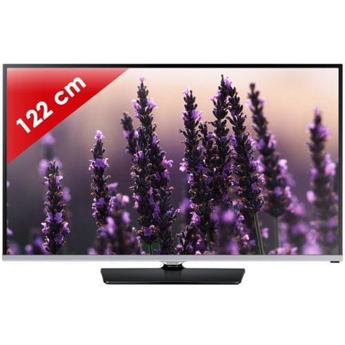 Samsung UE48H5000 (UE48H5000AWXZF) - Achat / Vente TV sur Cybertek.fr - 0