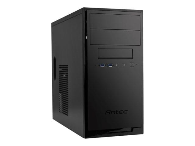 Antec MT/Sans Alim/mATX Noir - Boîtier PC Antec - Cybertek.fr - 0