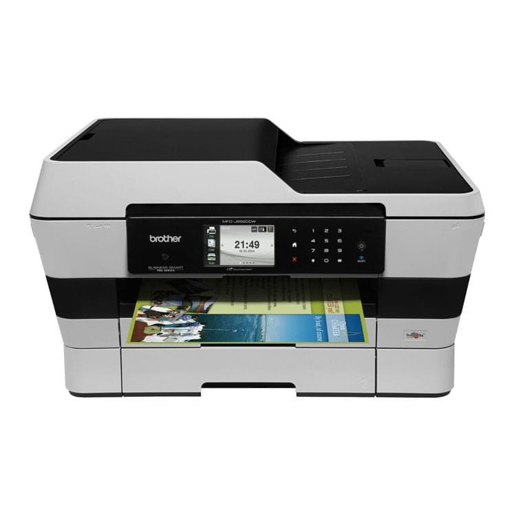 Brother MFC-J6720DW (BRBUNMFCJ6720DWEXT / BRMFCJ6720DWB) - Achat / Vente Imprimante Multifonction sur Cybertek.fr - 0