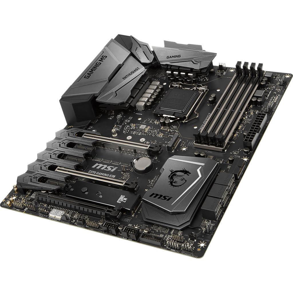 MSI Z370 GAMING M5 ATX DDR4 - Carte mère MSI - Cybertek.fr - 2