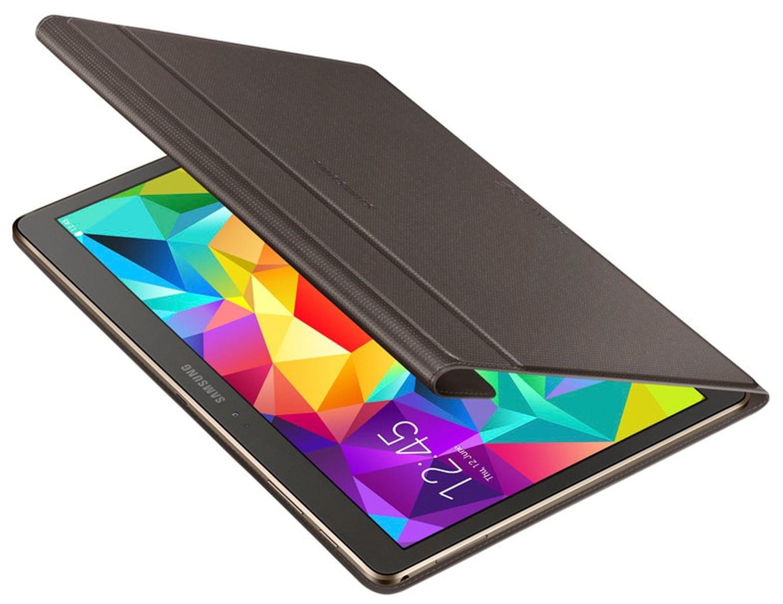 "Book Cover Galaxy Tab S 10.5"" Bronze EF-BT800B - 0"