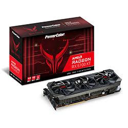 image produit PowerColor RX 6700 XT Red Devil - RX6700XT/12Go/HDMI/DP Cybertek