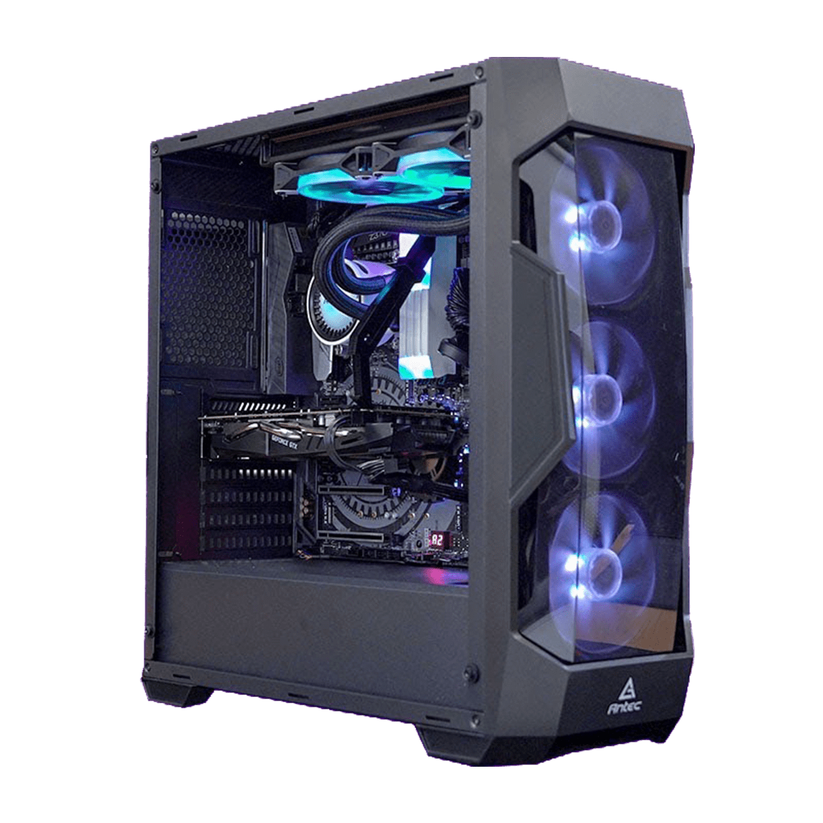 PC Gamer Cybertek STARHUNTER rtx 2080ti