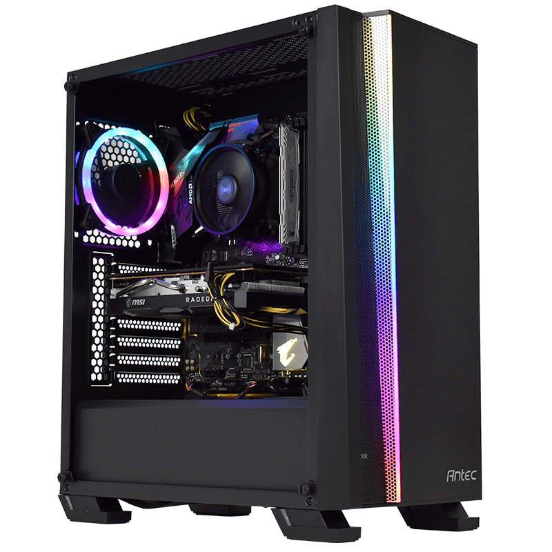 pc gamer covenant boitier pc Antec NX500