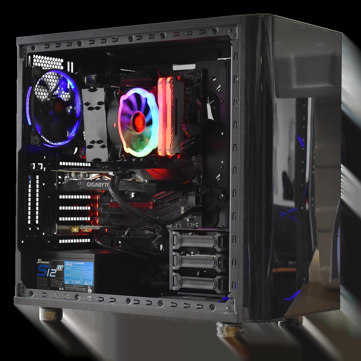 <span>PC</span> ravager v3  i5 9400f 16go rtx 2060