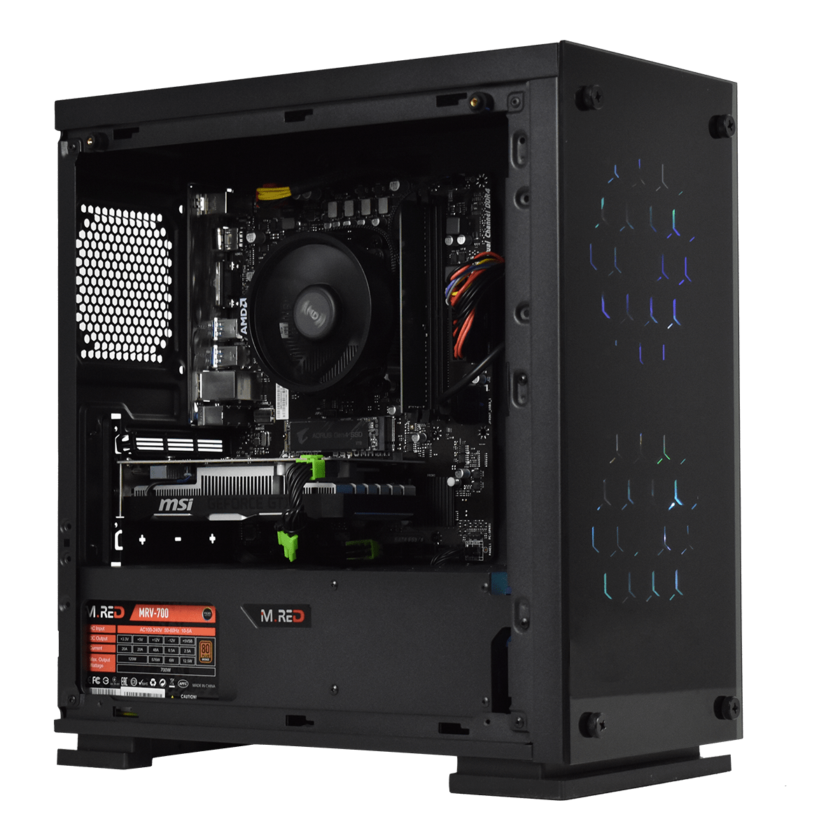 PC Gamer Cybertek ATHENA Core i5 & GTX 1660