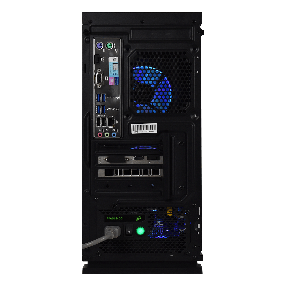 PC Gamer Cybertek ATHENA