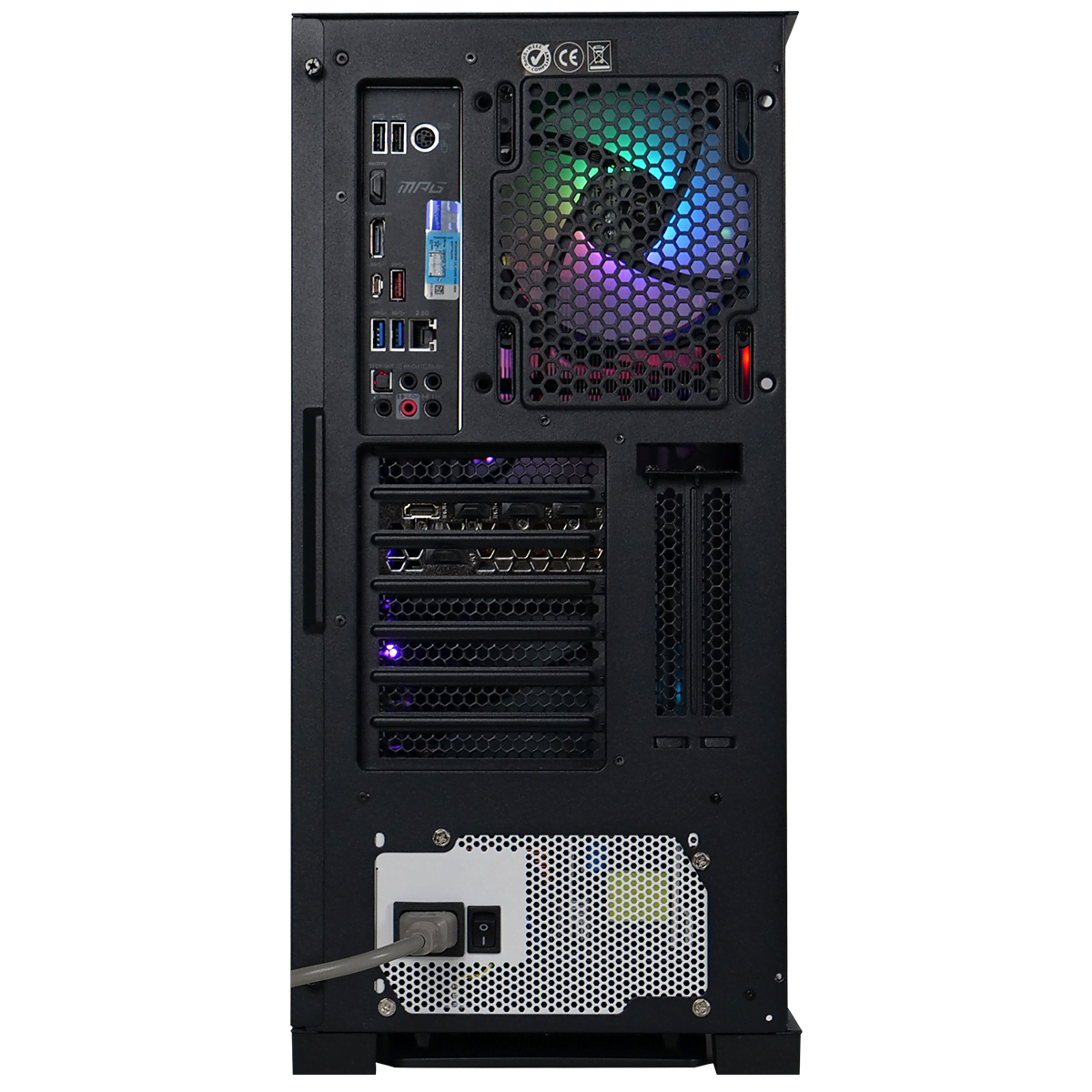 PC Gamer Cybertek RAVEN
