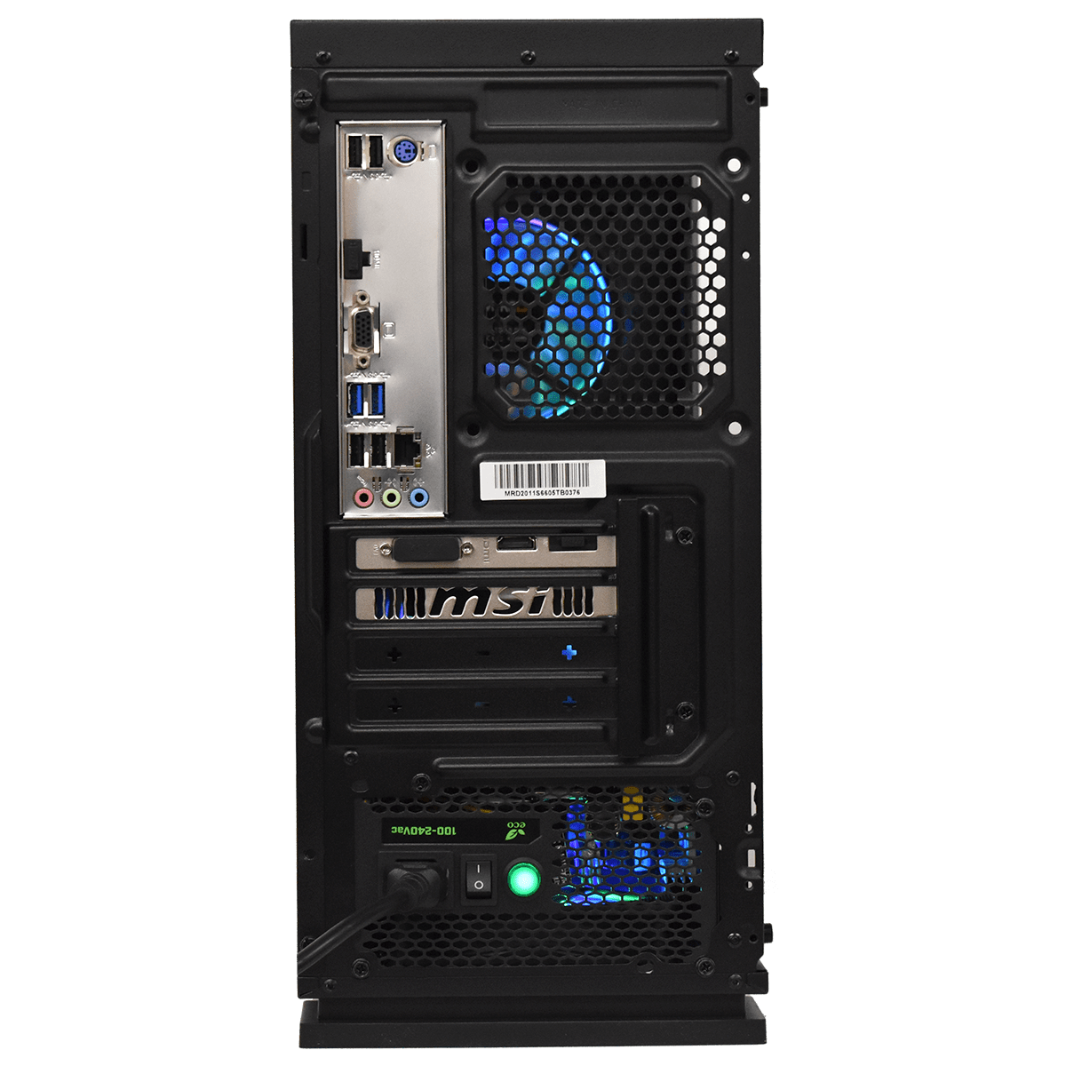 PC Gamer Cybertek HERACLES