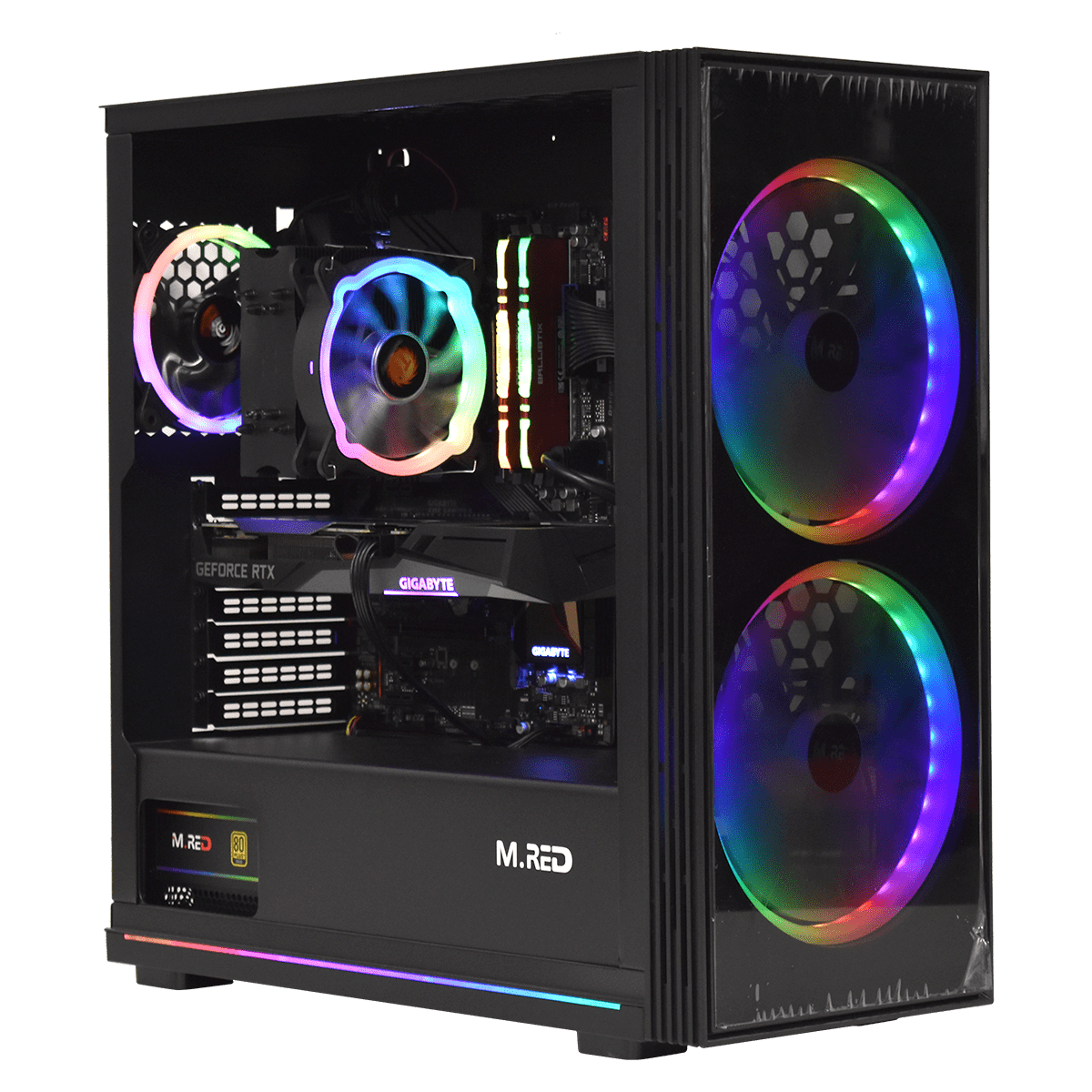 PC Gamer Cybertek ARES