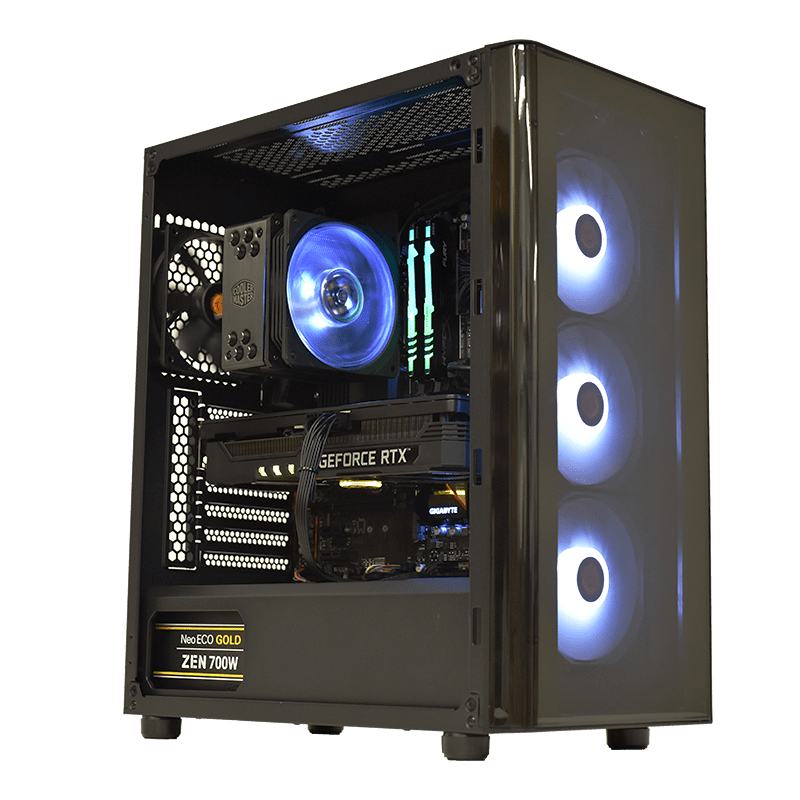 PC Gamer Cybertek REPLICANT Core i5 & RTX 3070