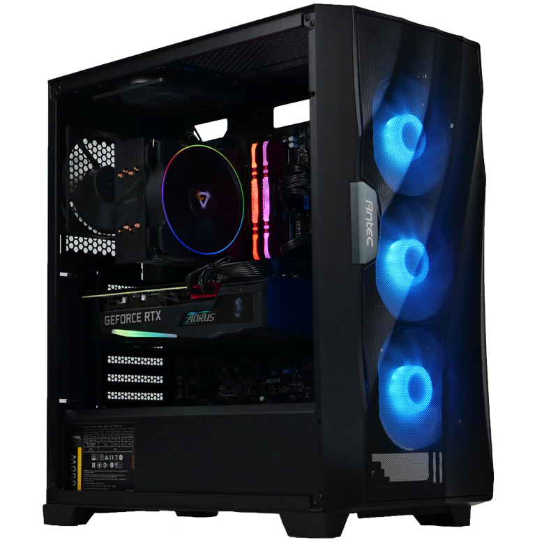 PC Gamer Cybertek BLACKBIRD