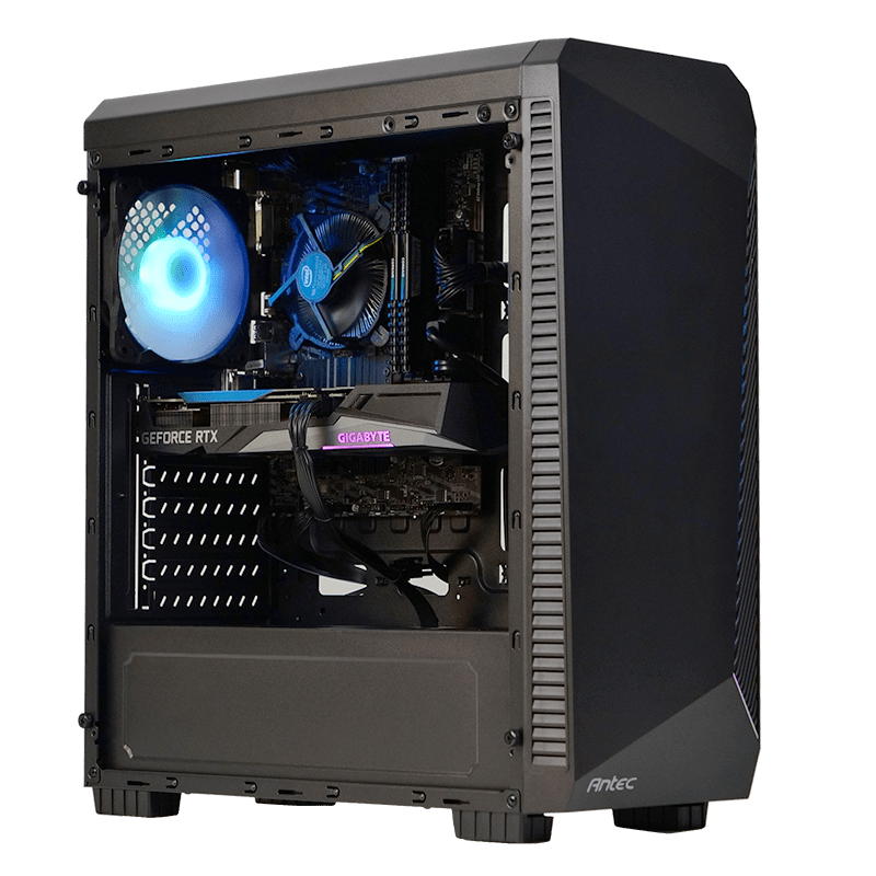 PC Gamer Cybertek RAVAGER