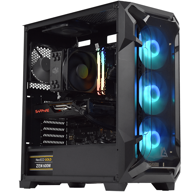 PC Gamer Cybertek TYPHOON