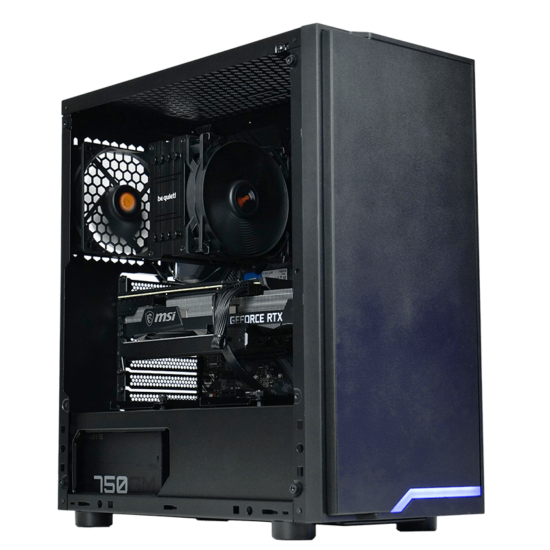 PC Gamer Cybertek BLACK BOX