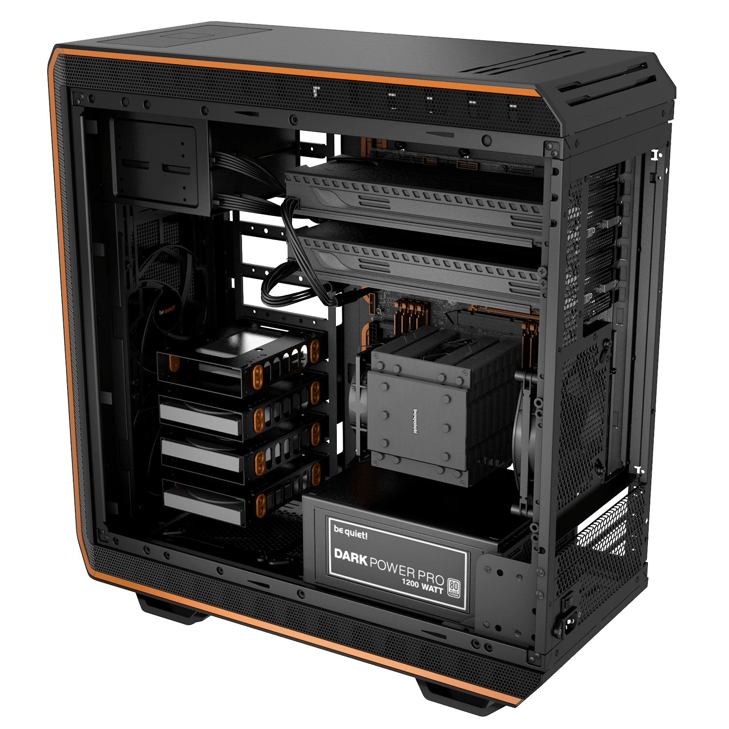 PC Gamer Cybertek ULTIMATE <sup>v6</sup> Intel Core i9 9980XE - SSD 1To M2 NVMe - 4To - Titan RTX 24Go - 64 Go DDR4