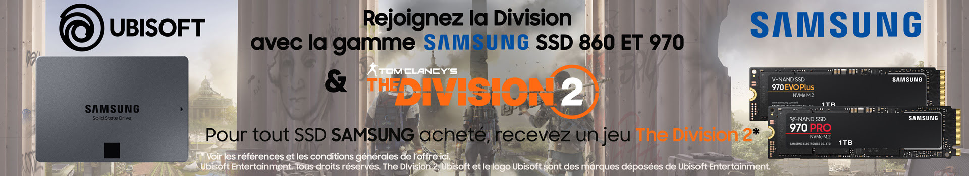 The division samsung