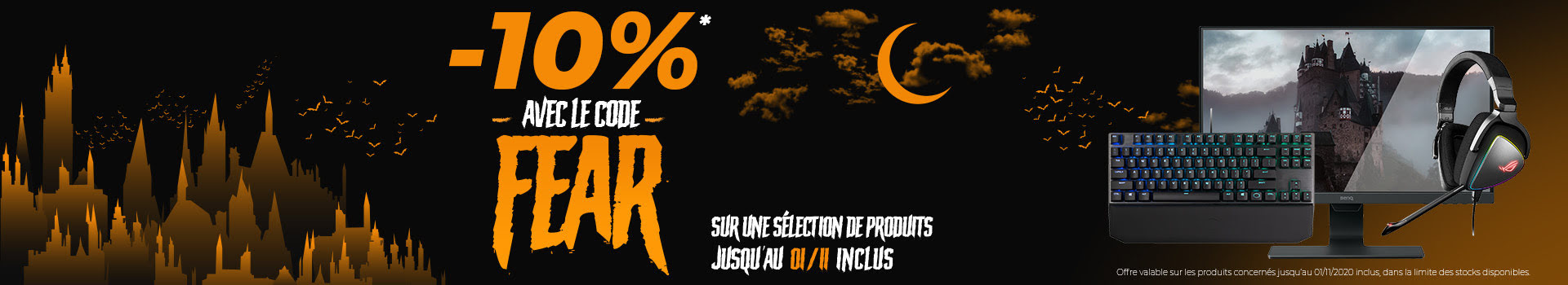 Promotion-hallowen