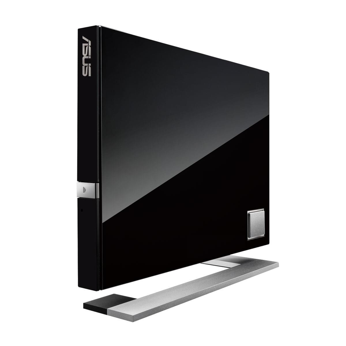 Asus Externe Slim Blu-Ray USB2 (BW-06C2X-U/BLACK) - Achat / Vente Graveur sur Cybertek.fr - 0