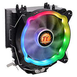 image produit Thermaltake UX200 ARGB Lighting CPU Cooler Cybertek