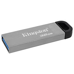 image produit Kingston Clé 32Go USB 3.0 DataTraveler Kyson DTKN/32GB Cybertek