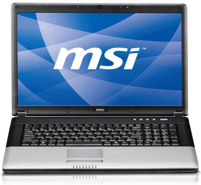 MSI CX700-094 (9S7-17311D-094) - Achat / Vente PC portable sur Cybertek.fr - 0