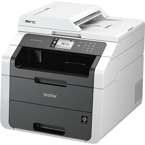 Brother MFC-9140CDN (MFC9140CDNRF1) - Achat / Vente Imprimante Multifonction sur Cybertek.fr - 0