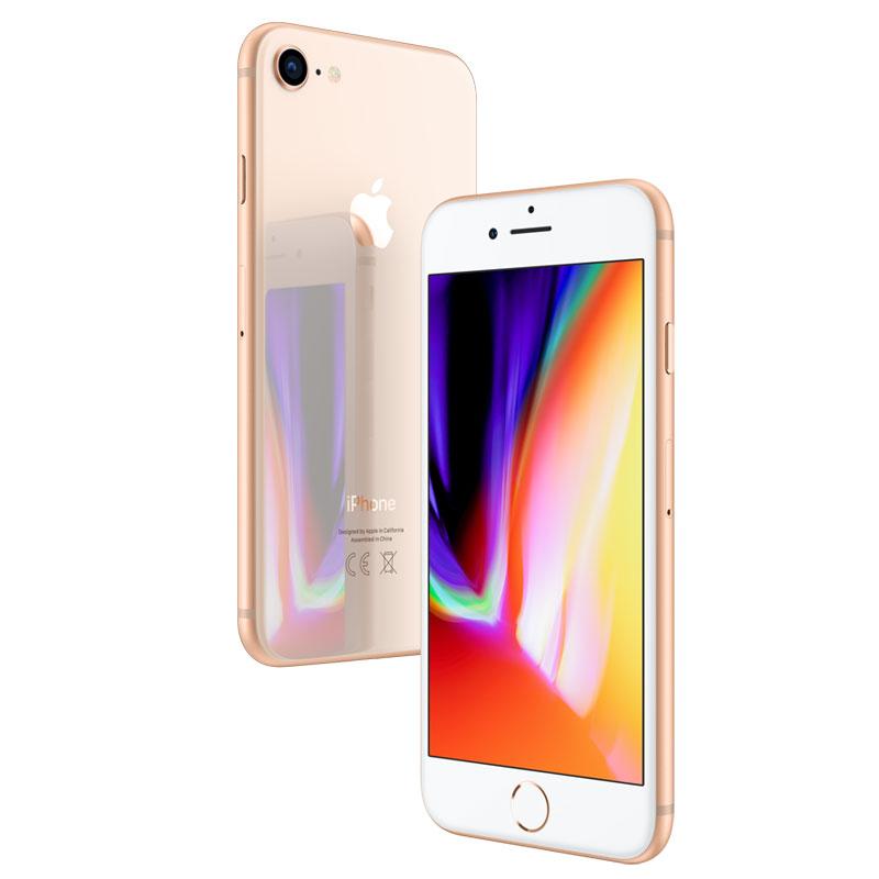 Apple iPhone 8 64Go Or - Téléphonie Apple - Cybertek.fr - 1