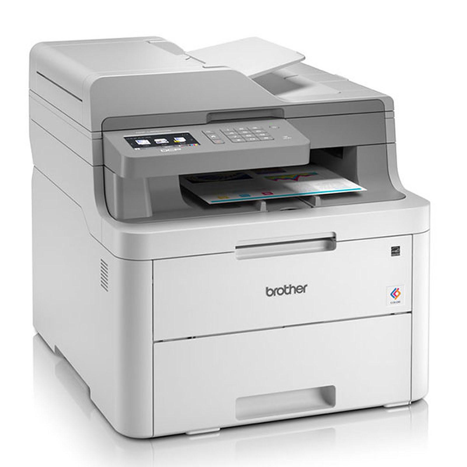Imprimante multifonction Brother DCP-L3550CDW - Cybertek.fr - 2