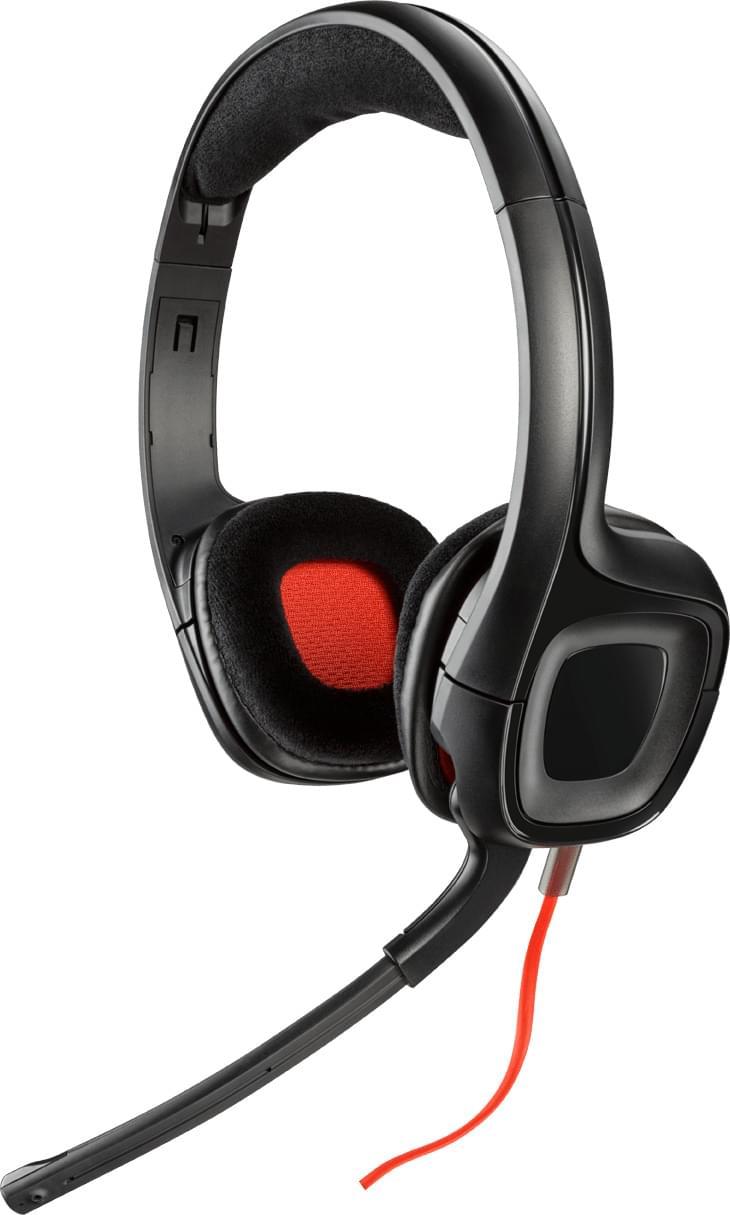 Plantronics Gamecom 318 - Achat / Vente Micro-casque sur Cybertek.fr - 0