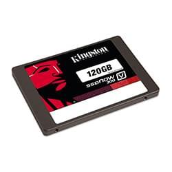 image produit Kingston 120Go SSD SSDNow V300  SATA 6 SV300S37A/120G Cybertek