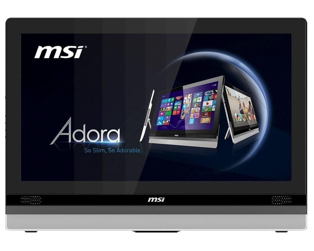 MSI Adora24 0M-019EU (9S6-AE6113-020) - Achat / Vente All-In-One PC sur Cybertek.fr - 0