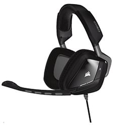 Corsair Micro-casque Gaming VOID Dolby 7.1 ED. Carbone CA-9011130-EU Cybertek