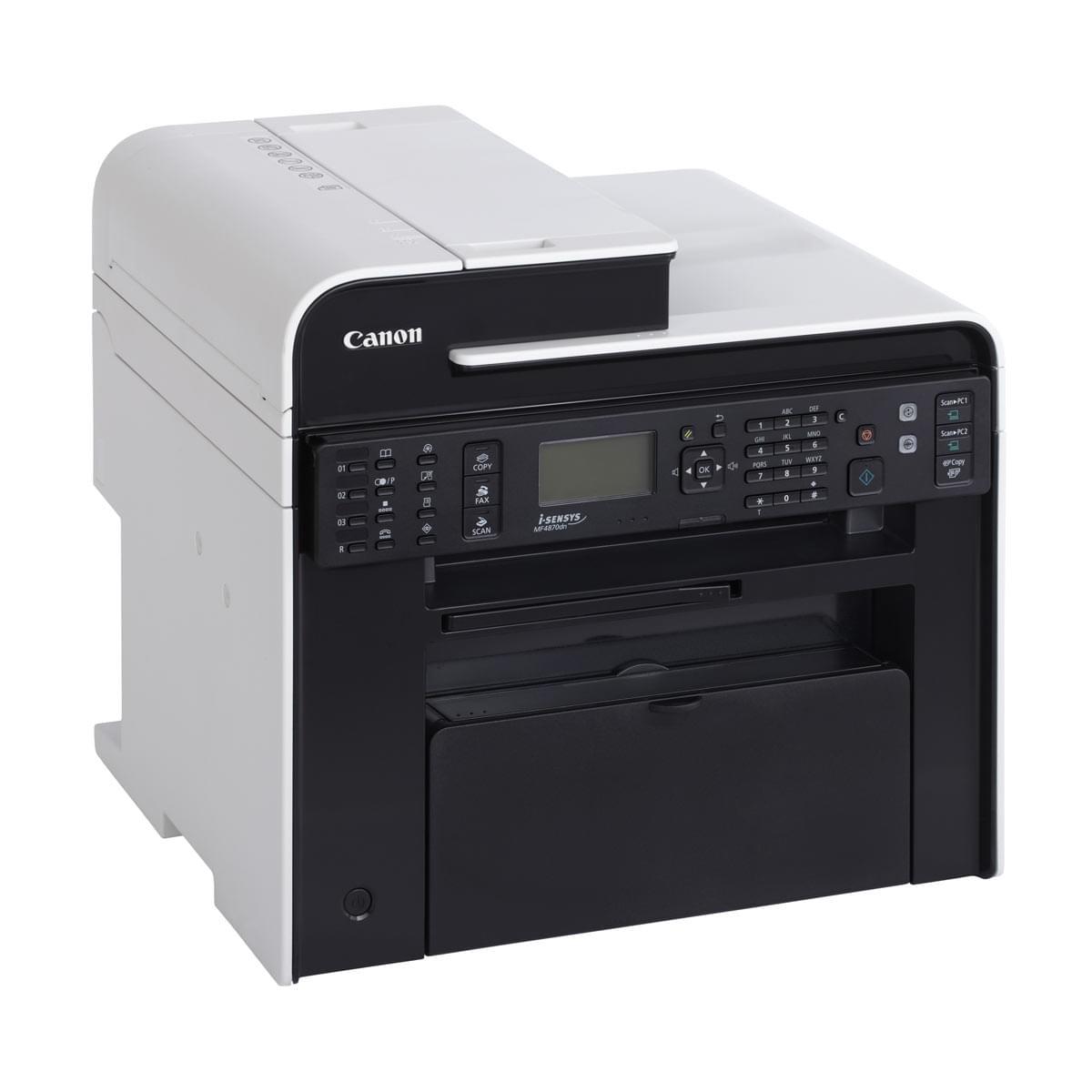 Canon i-SENSYS MF4870DN (6371B012) - Achat / Vente Imprimante Multifonction sur Cybertek.fr - 0