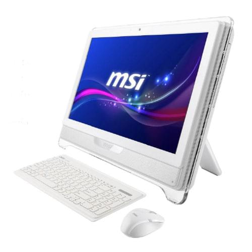 MSI AE2211-025 - All-In-One PC MSI - Cybertek.fr - 0