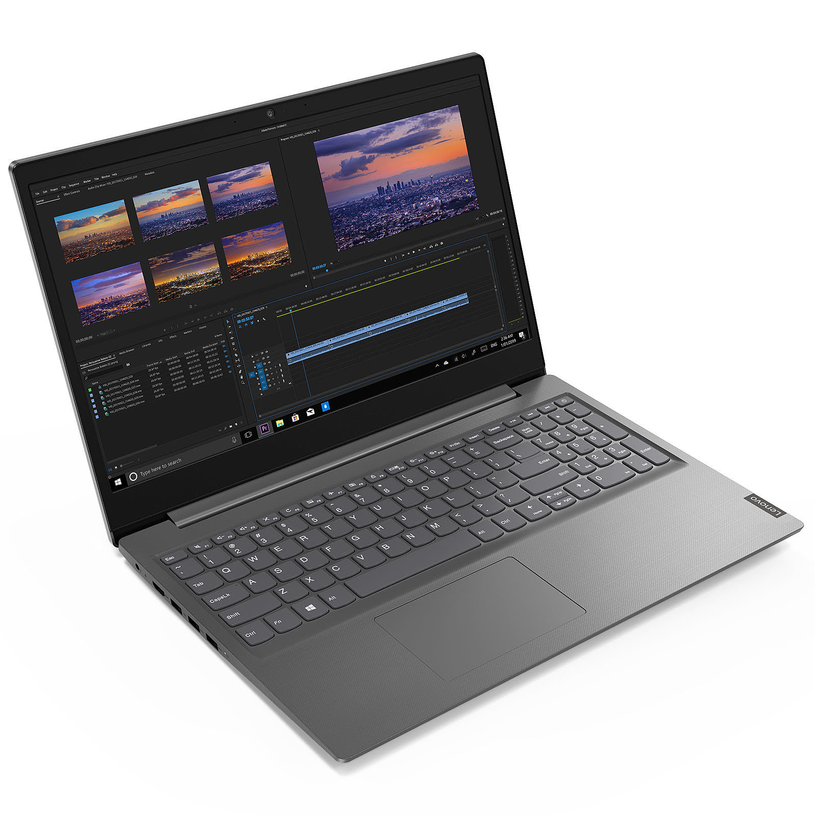 Lenovo 82C500HHFR - PC portable Lenovo - Cybertek.fr - 0