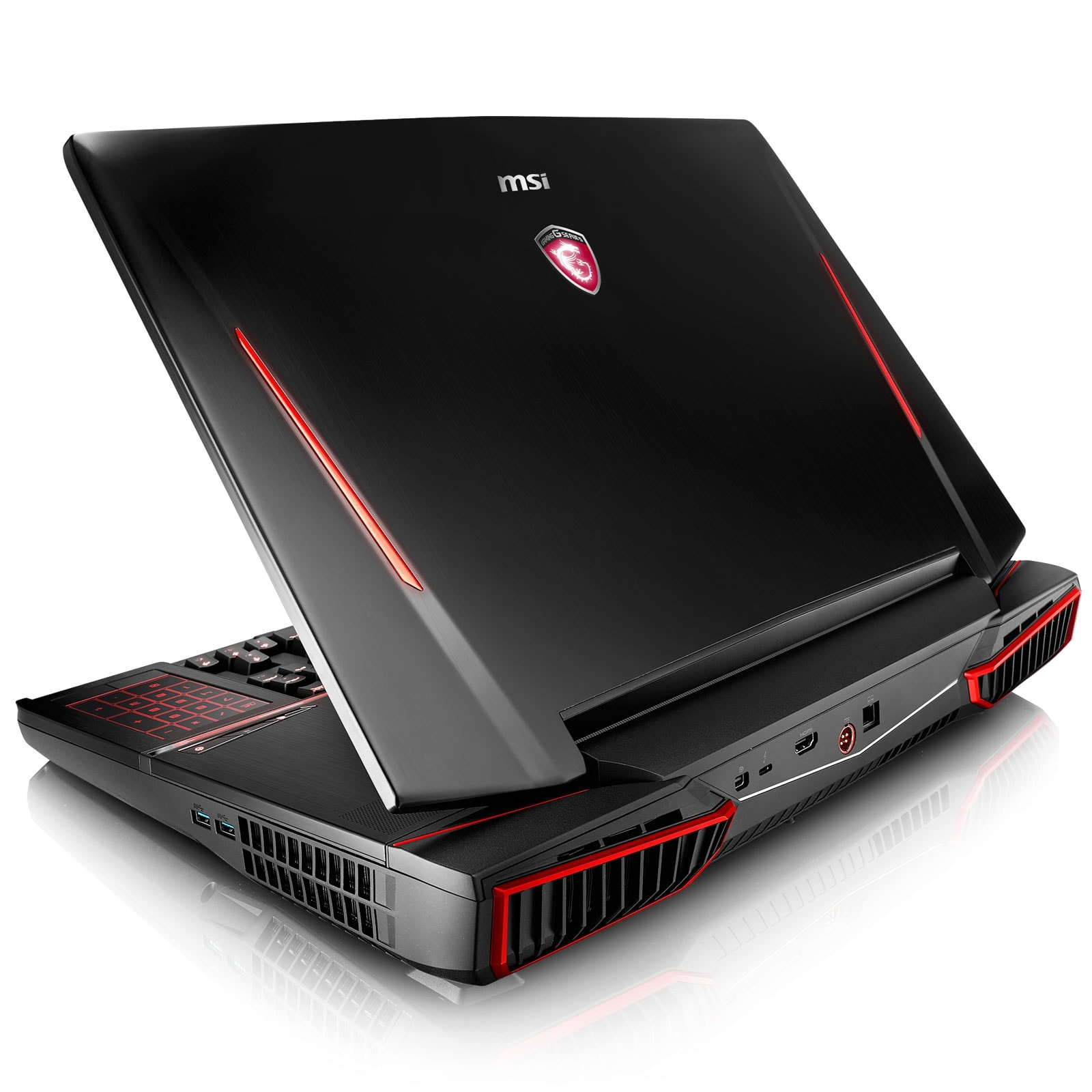 MSI GT83VR 6RF (Titan SLI)-037FR  (9S7-181512-037) - Achat / Vente PC portable sur Cybertek.fr - 3