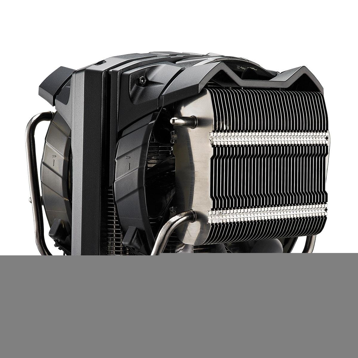 Cooler Master V8 Ver.2 (RR-V8VC-16PR-R2) - Achat / Vente Ventilateur CPU sur Cybertek.fr - 2